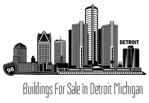 Buildings for Sale in Detroit Michigan
