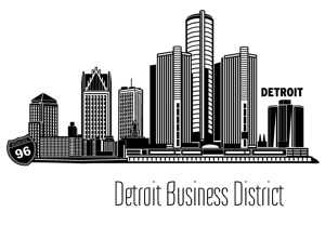 Detroit Business District