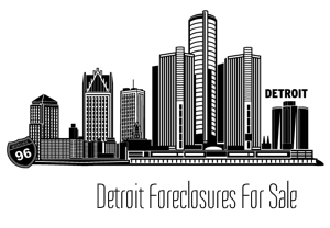 Detroit Foreclosures for Sale