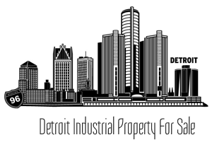 Detroit Industrial Property for Sale