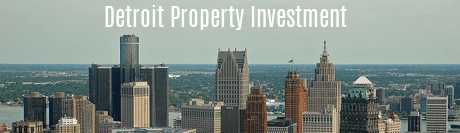 Detroit Property Investment
