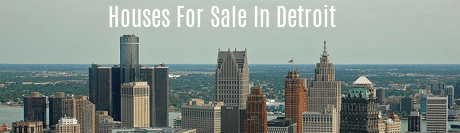 Houses for Sale in Detroit